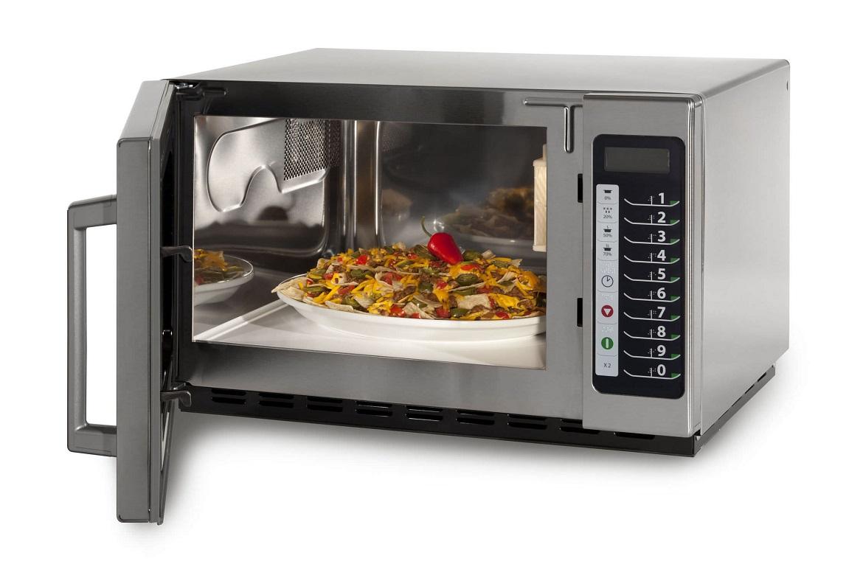 Il microonde in cucina una grande invenzione for Una grande cucina