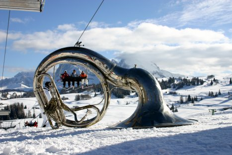 Swing on Snow 2015