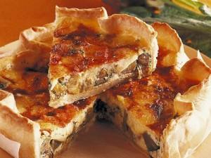 Torta rustica di carciofi e patate