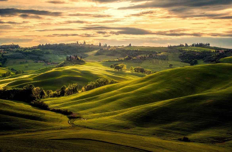 Toascana-paesaggio
