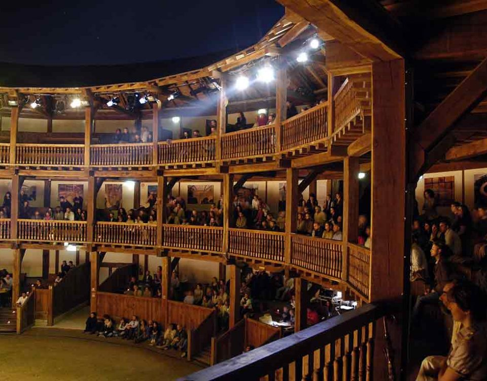 Silvano Toti Globe Theatre  Enrico V c1ac16e3b392