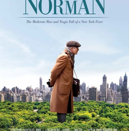 Norman movie poster