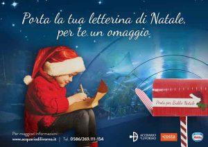 Acquario di Livorno - Natale 2017